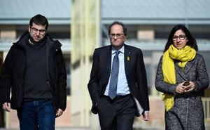 Torra pide a Sánchez «coraje y valentía» para volver al diálogo que «ha roto el Gobierno»