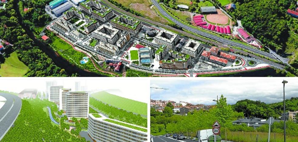 Los desarrollos residenciales pendientes