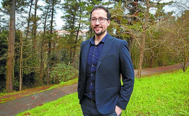 Gerard Vidal: «Estoy orgulloso de haber convertido una idea de física básica en 'startup'»