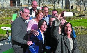 El PNV presenta su lista para hacer «una Tolosa mejor y más fuerte en el futuro»
