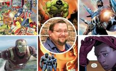 C. B. Cebulski, el hombre que gobierna Marvel: «Es una gran telenovela»