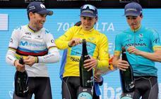 Ion Izagirre se lleva la Vuelta a Valencia