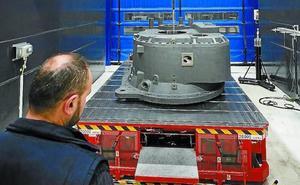 El macroparque eólico navarro de Iberdrola tendrá tecnología 'made in Gipuzkoa'