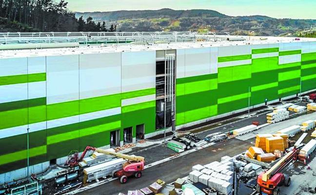 Gipuzkoa se ahorrará un 40% del coste del envío de basura a Bizkaia con la planta de TMB