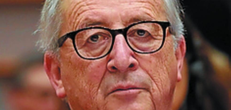 El presidente de la Comisión Europea desoyó la petición de Urkullu para mediar en Cataluña seis meses después