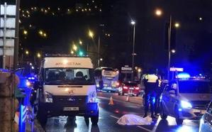 Se entrega a la Ertzaintza la supuesta autora del atropello mortal en Bilbao