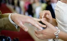 Cada vez se casa menos gente en verano en Euskadi