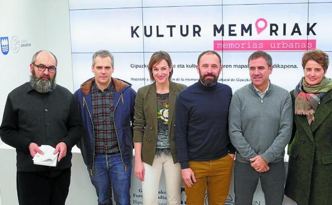Buscan voluntarios para crear un mapa de memorias urbanas