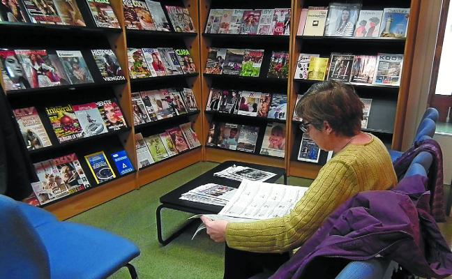 La Biblioteca se amolda a las necesidades de la sociedad actual