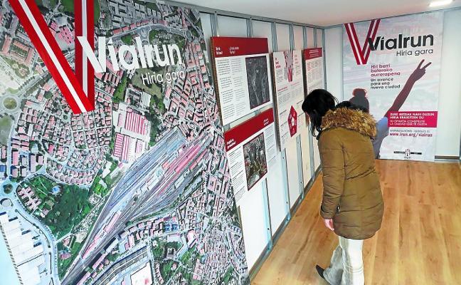 Vía Irun centra la décima Jornada de Comunicación sobre el Ferrocarril