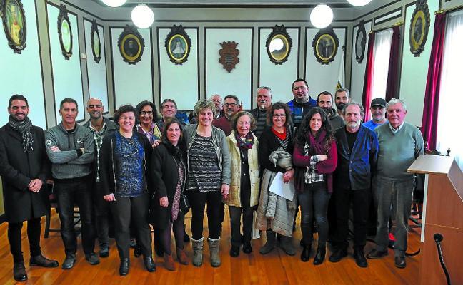 Apoyo municipal a la cooperación
