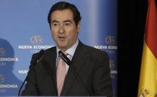 La CEOE presentará sus propuestas si prosperan los Presupuestos