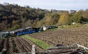 El Ayuntamiento de San Sebastián destinará seis parcelas ubicadas en Auditz Akular a la producción agrícola de Kilómetro 0