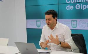 Gipuzkoa presentará el jueves una última propuesta para renovar la Ley de Aportaciones