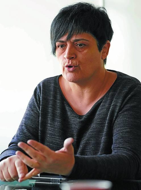 Marian Beitialarrangoitia: «El problema radica en la falta de talante democrático del Estado»