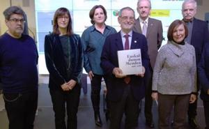 Itziar Alkorta sustituye a Carmen Agoués como directora de los Cursos de Verano de la UPV/EHU
