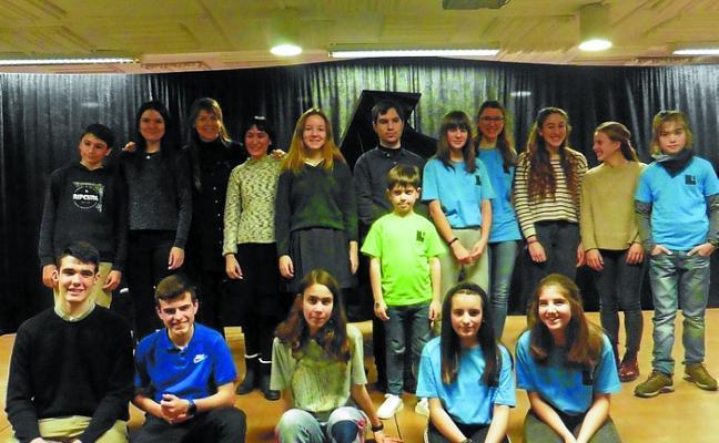 Alumnos de la Musika Eskola se darán cita en el festival de piano de Andoain
