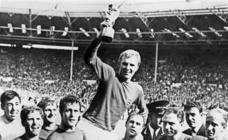 El fútbol se despide de Gordon Banks