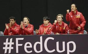 España se mide a Bélgica por el Grupo Mundial