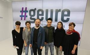 'Influencers' protagonizan en las redes una acción por la igualdad dirigida a los jóvenes guipuzcoanos
