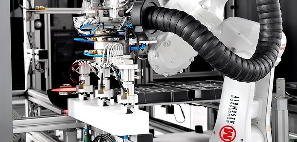 Mondragon Assembly fabricará doce líneas de montaje de componentes para automoción