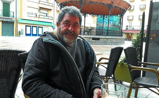 Telmo Esnal: «Ilusio handia egiten dit Modelo areto eraberritua 'Dantza' filmarekin zabaltzea»