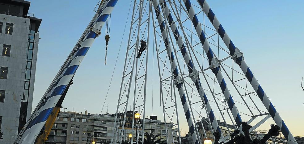 Los dueños de la noria se enfrentan a una multa de 30.000 euros como mínimo