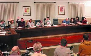 El Pleno aprobó dar el visto bueno a las mejoras en Udal Musika Eskola