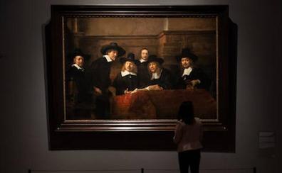 Holanda celebra el genio rebelde de Rembrandt