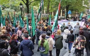 ELA acusa a la Diputación de bloquear el acuerdo con las residencias