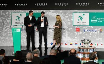 Croacia y Rusia, rivales de España en la Copa Davis