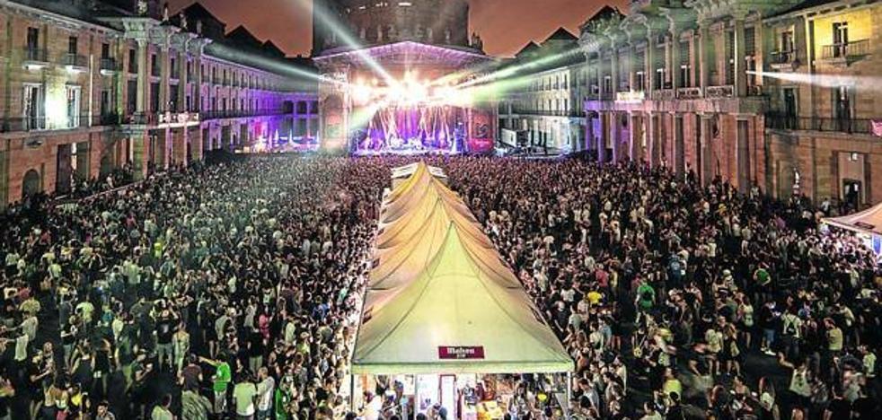 El Tsunami Xixón vuelve con el mejor punk y rock