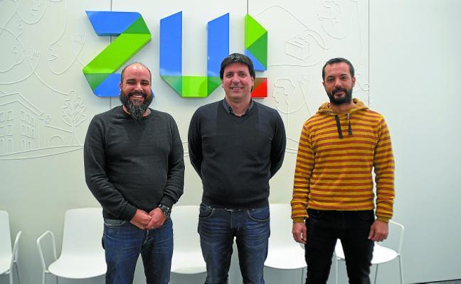 El Centro Cultural de Beraun acogerá una sede de 'ZU! Zure Udala'