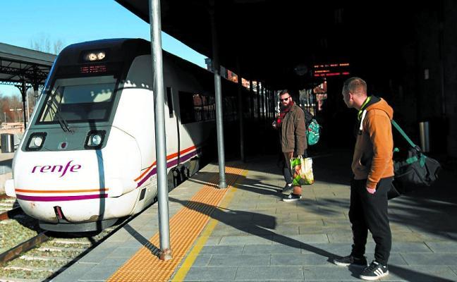 Trenes más seguros y eficientes