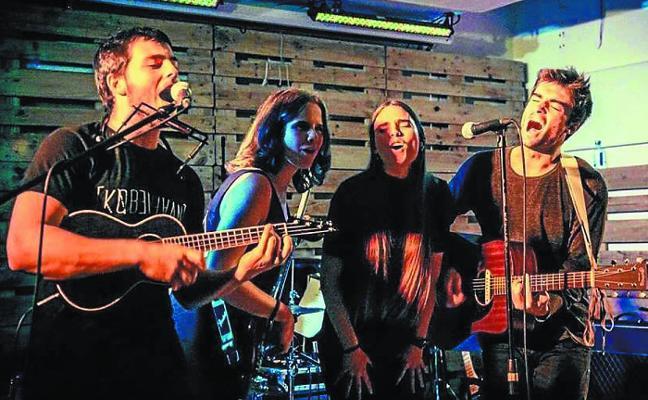 Un plan de sábado con rock-folk joven en directo