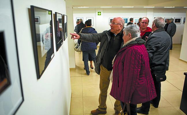 La AFI muestra fotografías del Concurso Argizaiola