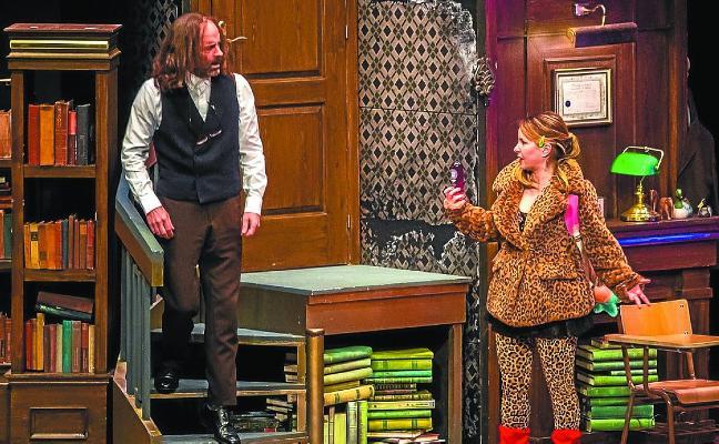 'Rita' a escena en Tiempo de Teatro