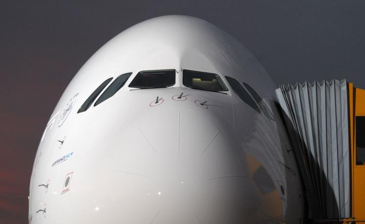 Adiós al superjumbo de Airbus
