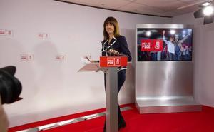 Mendia (PSE) llama a «todos los progresistas» a poner fin al «caos» político