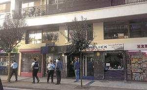 Dos heridos por un altercado en una peluquería de Donostia
