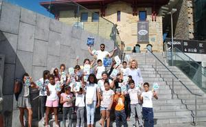 Donostia busca 15 familias más para acoger niños saharauis este verano