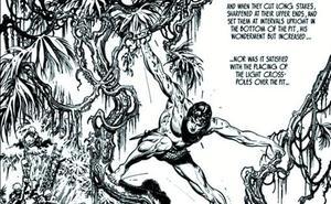 Burne Hogarthy sus páginas dominicalesde Tarzán