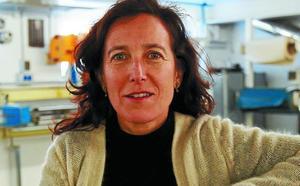 María Herrero: «El modelo de gestión es muy masculino, falta más visibilidad de mujeres»