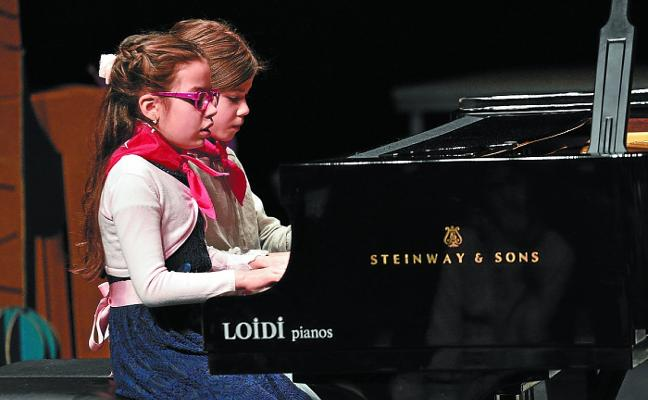 El Festival de Piano dedica el fin de semana a los jóvenes músicos
