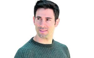 Aarón Vivancos: «Lo de tener 40 hijos se lo dejo a mi padre»
