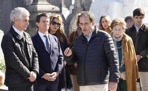 Familiares y partidos constitucionalistas homenajean a Fernando Múgica
