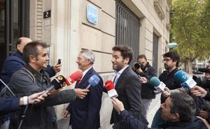 Sémper descarta repetir como candidato del PP al Congreso y se centra en la Alcaldía de Donostia