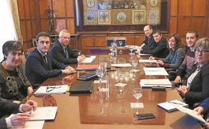 Markel Olano valora como «un hito» el acuerdo en el Consejo de Finanzas y la oposición dice que «es un fracaso»