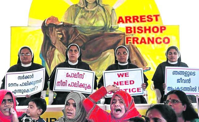 «¿Por qué no se habla de los obispos que violan a monjas?»
