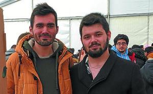70 alumnos de Salesianos exponen sus trabajos en la Feria Ikasenpresa de Eibar